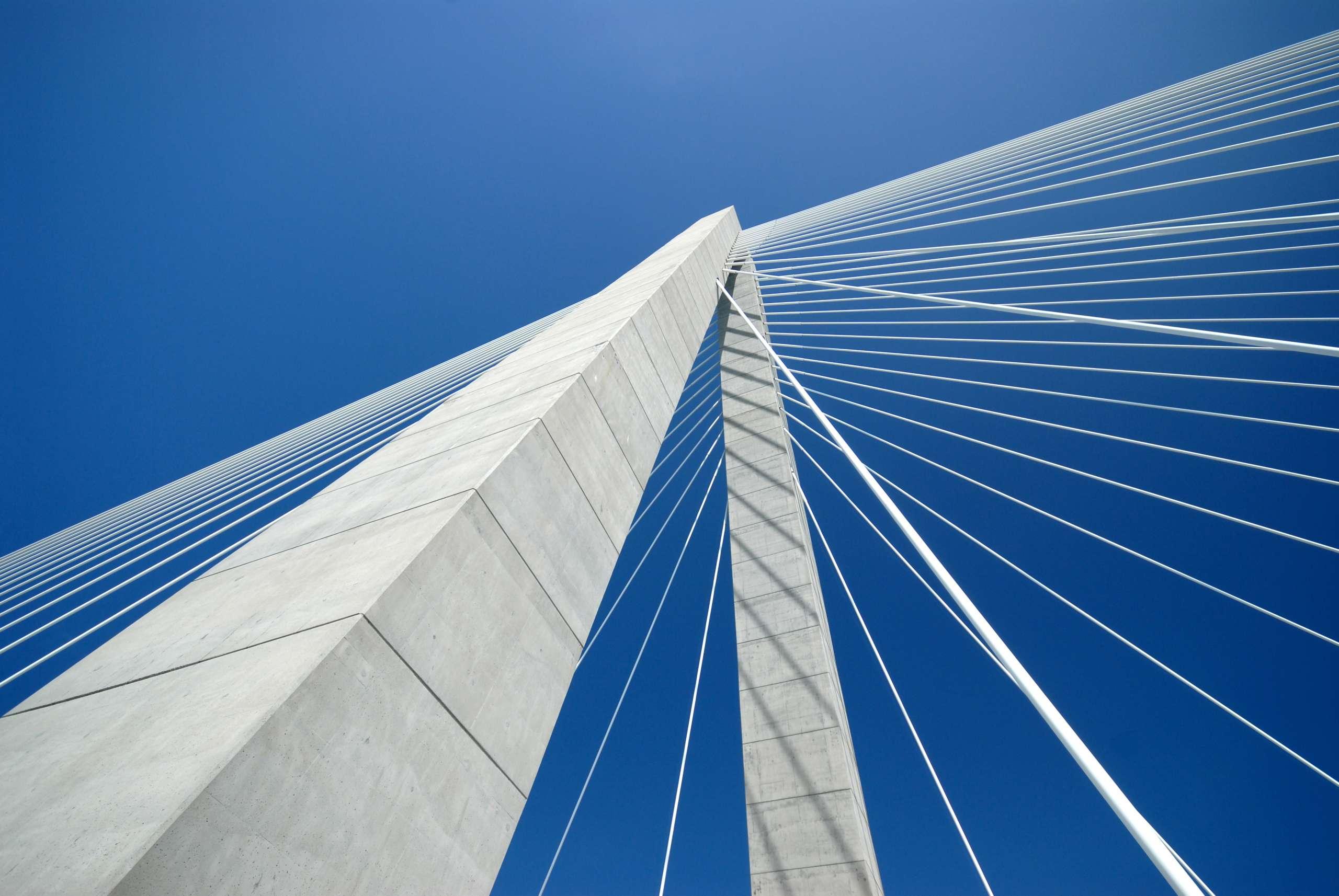 Dettaglio ponte calcestruzzo